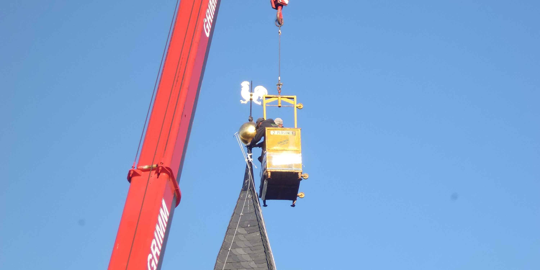Dachsanierung in Coburg